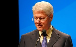 Bill Clinton goes vegan