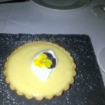 My all time favorite! Fresh lemon tart