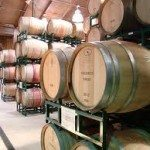 The Barrel Room at Bridlewood Estate Winery