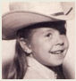 Cheryl founder of DoubleD Ranchwear always dreamed she would grow up to be the best dressed cowgirl