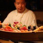 samba-metro-west-hibachi-sushi-dining_Sushi-Boat-Sushi-Chef