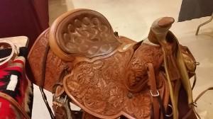 Doug Cox Custom Saddle