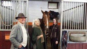 Jimnancy horse
