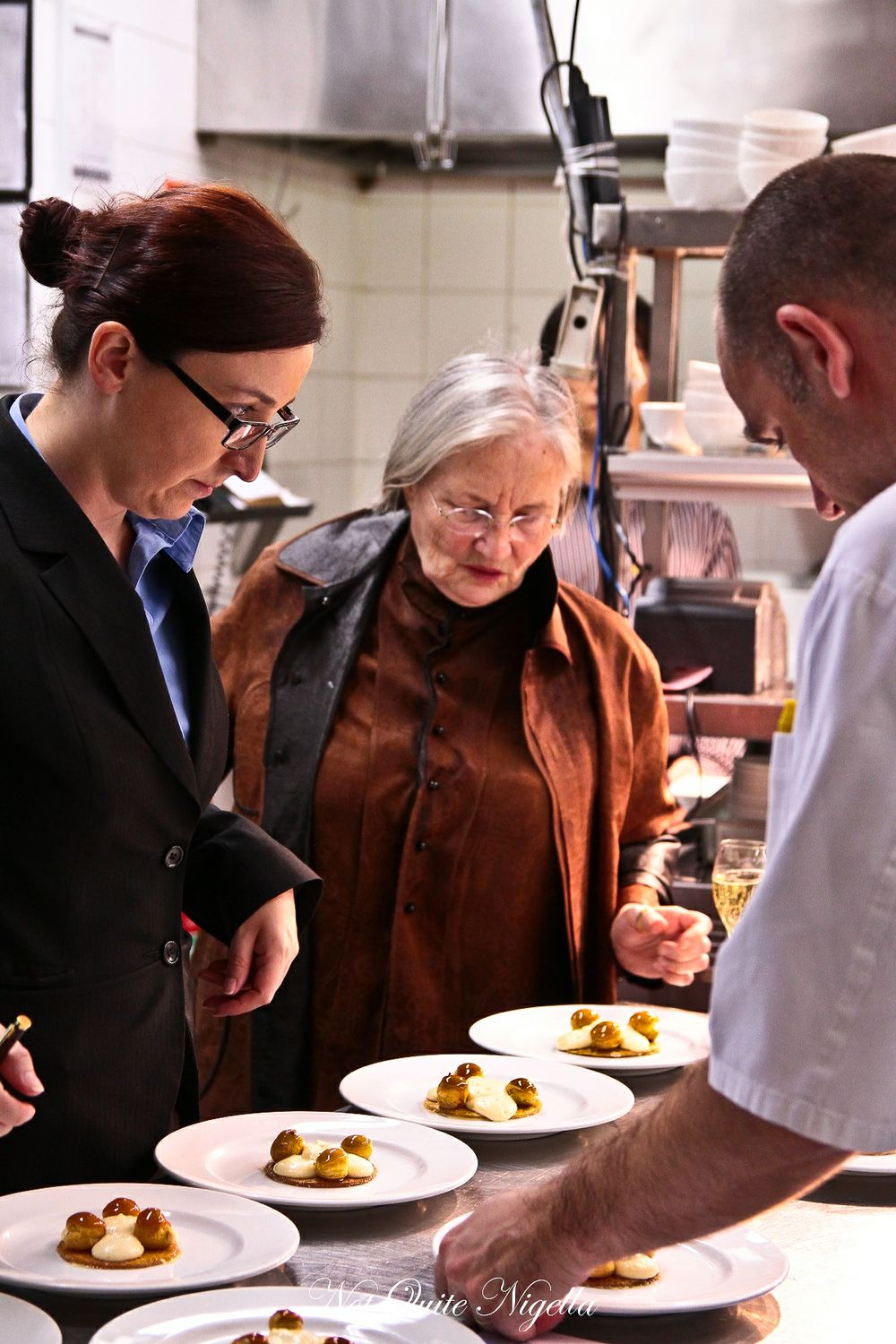 Daniele mazet delpeuch is a legendary french chef for Haute cuisine