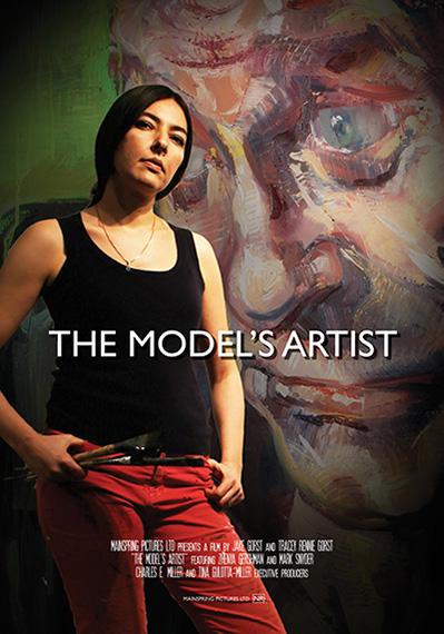 Model's Artist Poster
