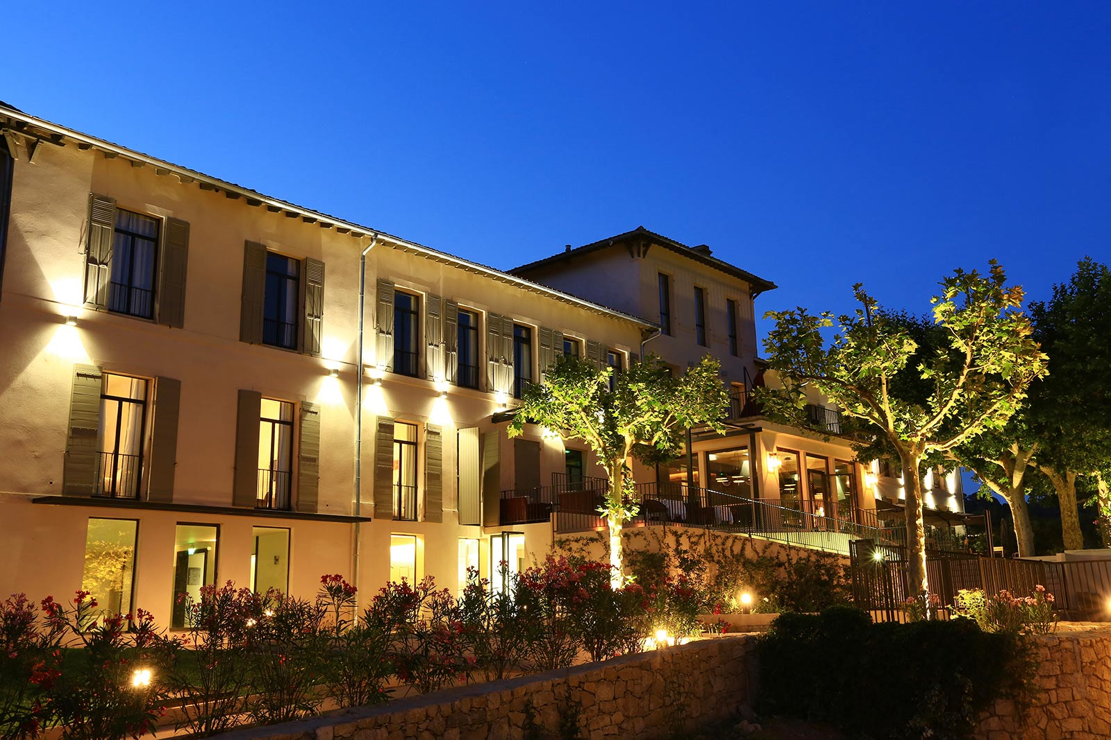 Les lodges hotel and spa aix en provence luxecoliving 39 s for Best small hotels in the world