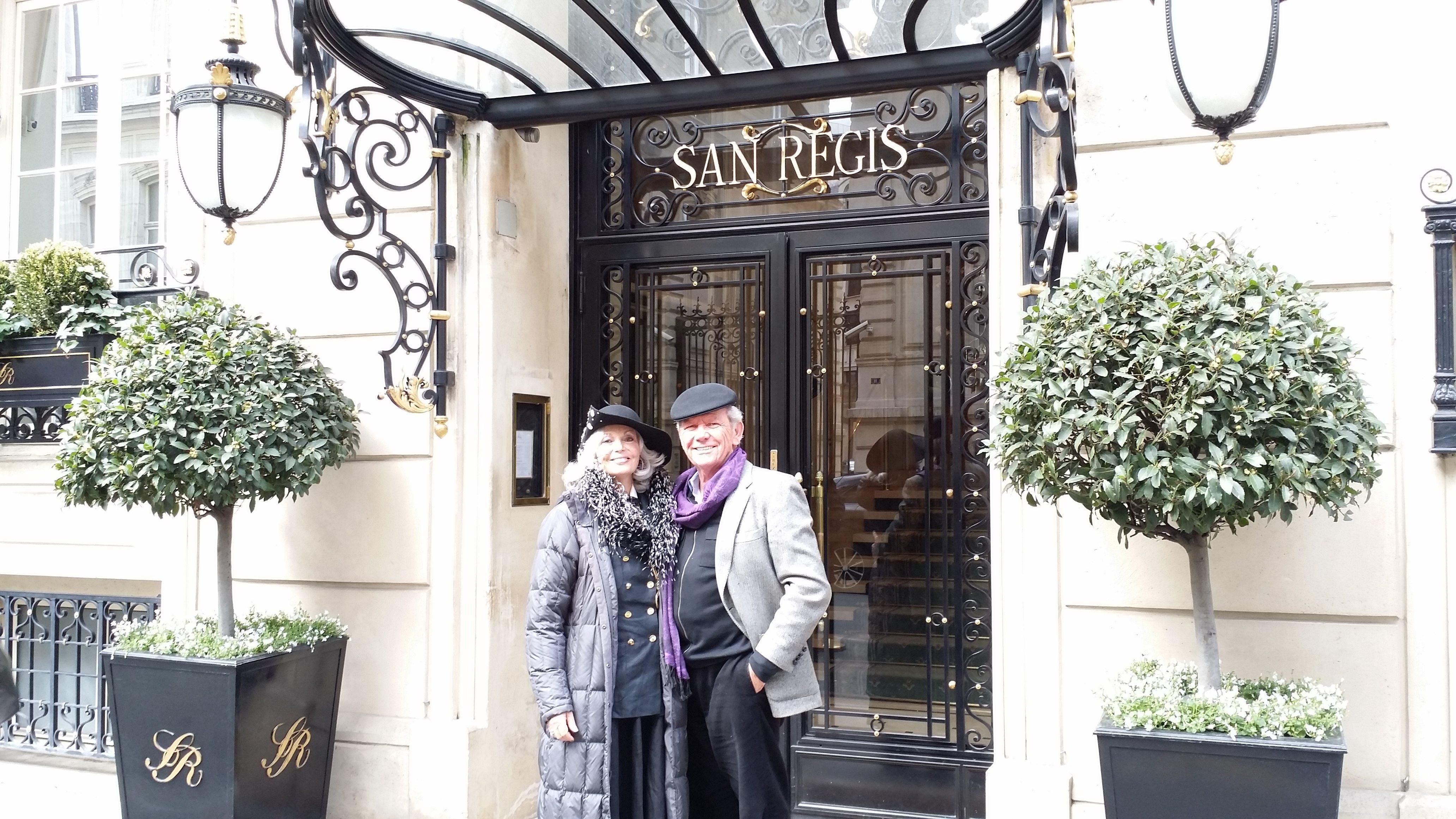 The hotel san r gis paris france luxecoliving 39 s best for San regis